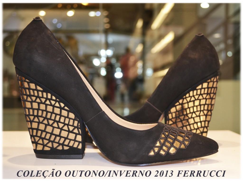 Evento de lançamento  Ferrucci – Coleção Outono  Inverno 2013 31482521d02