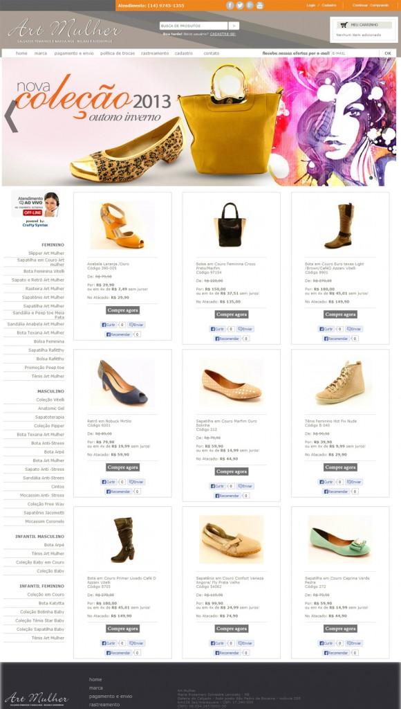 calçados Archives - Página 23 de 26 - O Melhor de Jaú 7f72679bc36