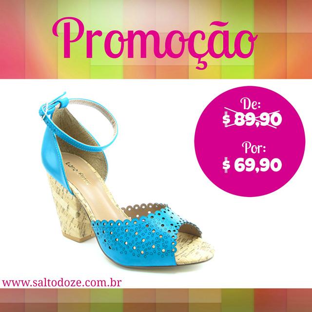 f87c93adc Acesse www.saltodoze.com.br e confira mais promoções em calçados online!